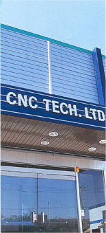 Компания CNC TECH